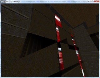Severe texturing errors caused by use of non-power-of-two mip textures.