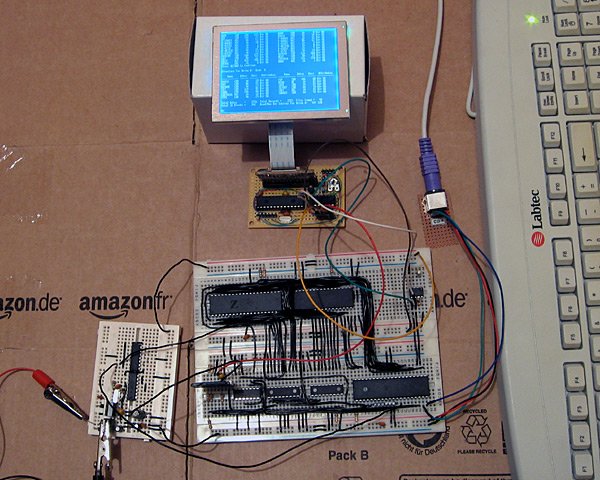 Z80 computer with dsPIC33 VDC
