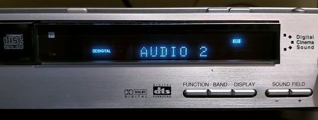 Successfully decoding Dolby Digital AC-3